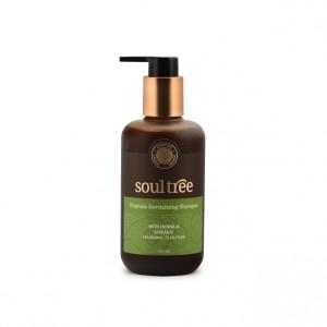 Buy SoulTree Hair Revitalising Shampoo - Nykaa