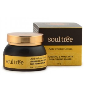 Buy SoulTree Anti-Wrinkle Cream - Nykaa