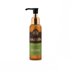 Buy SoulTree Nourishing Hair Oil - Nykaa
