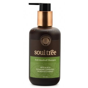 Buy Herbal SoulTree Anti Dandruff Shampoo - Nykaa