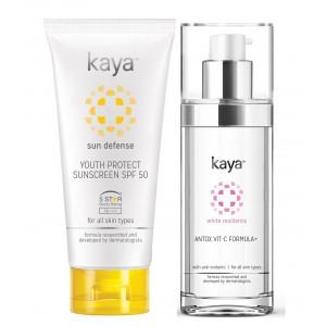 Buy Kaya Skin Protect Combo - Nykaa