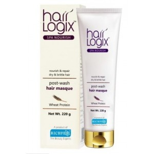 Buy Richfeel Hair Logix Spa Nourish Masque - Nykaa