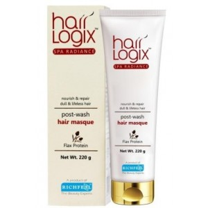 Buy Richfeel Hair Logix Spa Radiance Masque - Nykaa