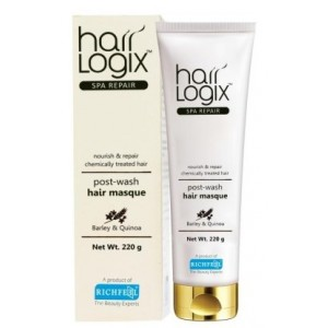 Buy Richfeel Hair Logix Spa Repair Masque - Nykaa