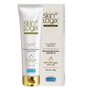Buy Richfeel Skin Logix Anti-Ageing Balancing Day Cream SPF 50 - Nykaa