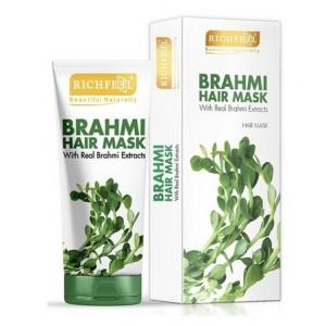 Buy Richfeel Brahmi Hair Mask  - Nykaa