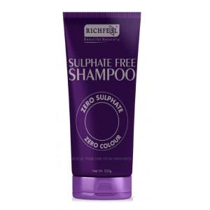 Buy Richfeel Sulphate Free Shampoo - Nykaa
