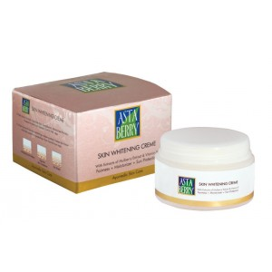 Buy Astaberry Skin Whitening Creme (50 gm) - Nykaa
