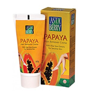Buy Astaberry Papaya Hair Remover - (60 gm) - Nykaa