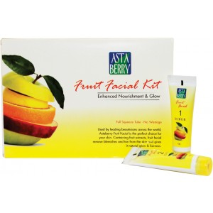 Buy Astaberry Fruit Facial Mini Kit - Nykaa