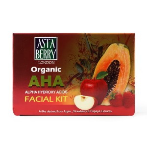 Buy Astaberry AHA Facial Kit - Nykaa