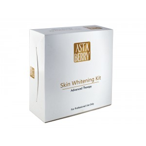 Buy Astaberry Skin Whitening Facial Kit (12 Facial) - Nykaa