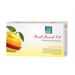 Buy Astaberry Fruit Facial Big Kit - Nykaa