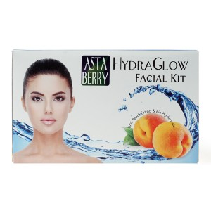 Buy Astaberry Hydraglow Facial Kit (12 Facial) - Nykaa