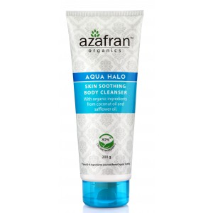 Buy Azafran Organics Aqua Halo Skin Soothing Body Cleanser - Nykaa