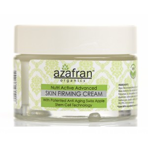 Buy Azafran Organics Nutri Active Advanced Skin Firming Cream - Nykaa
