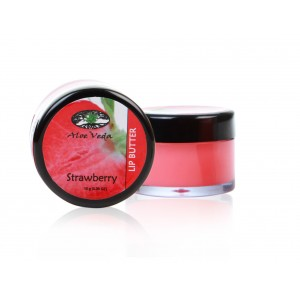Buy Aloe Veda  Lip Butter - Strawberry - Nykaa