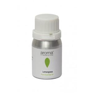 Buy Aroma Treasures Lemon Grass Oil - Nykaa