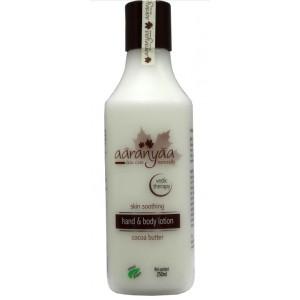 Buy Aaranyaa Skin Soothing Hand & Body Lotion - Cocoa Butter - Nykaa