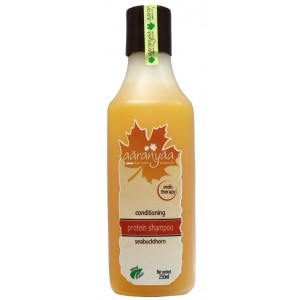 Buy Aaranyaa Conditioning Protein Shampoo Seabuckthorn - Nykaa