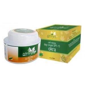 Buy Aaranyaa Cell Renew Day Cream - Spf 15 - Nykaa
