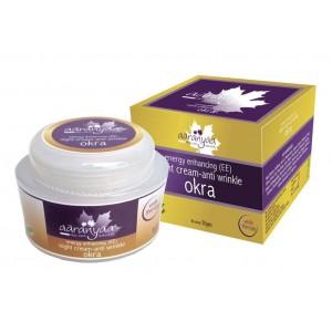 Buy Aaranyaa Energy Enhancing (Ee) Anti-Wrinkle Night Cream - Nykaa