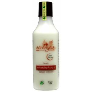Buy Aaranyaa Honey Moisturizing Shampoo - Nykaa
