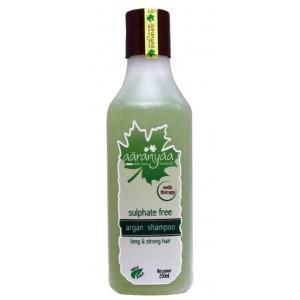 Buy Aaranyaa Sulphate Free Argan Shampoo  - Nykaa