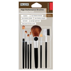 Buy Panache 7 Make - Up Brush Set - Nykaa
