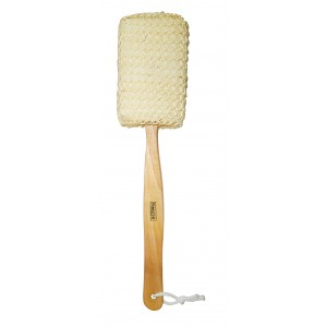 Buy Panache Natural Sisal Bath Brush - Nykaa
