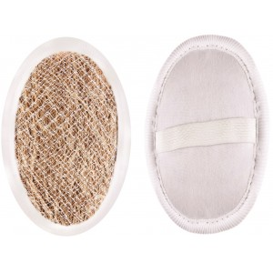 Buy Panache Natural Vetiver Bath Scrubber - Nykaa