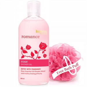 Buy Herbal BodyHerbals Rose Shower Gel - Nykaa