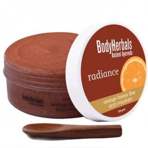 Buy BodyHerbals Orange Honey Body Polisher - Nykaa