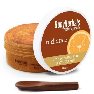 Buy Herbal BodyHerbals Orange Honey Body Polisher - Nykaa