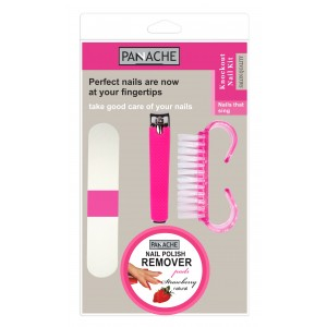 Buy Panache Knockout Nail Kit - Nykaa