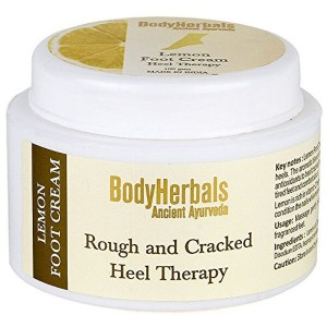 Buy BodyHerbals Lemon Foot Cream - Nykaa