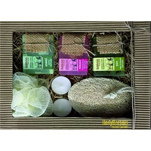 Buy BodyHerbals Natural Hand Made Soap Set - Nykaa