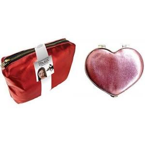 Buy Panache Compact Mirror Romance & Cosmetic Bag - Nykaa
