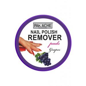Buy Panache Nail Polish Remover Pads - Grapes - Nykaa