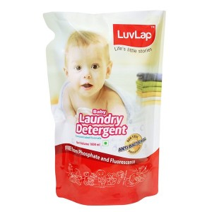 Buy LuvLap Liquid Detergent Refill Pack - Nykaa