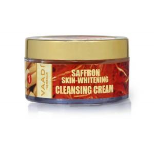 Buy Vaadi Herbals Saffron Skin-Whitening Cleansing Cream - Nykaa