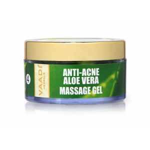 Buy Vaadi Herbals Aloe Vera Massage Gel With Jojoba Oil & Kokum Butter - Nykaa