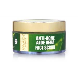 Buy Vaadi Herbals Aloe Vera Face Scrub - Nykaa