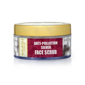 Buy Vaadi Herbals Silver Face Scrub - Pure Silver Dust & Fenugreek - Nykaa
