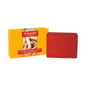 Buy Vaadi Herbals Divine Sandal Soap Skin Lighting Therapry - Nykaa