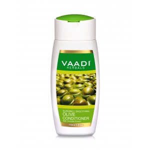 Buy Vaadi Herbals Olive Conditioner With Avocado Extract - Nykaa