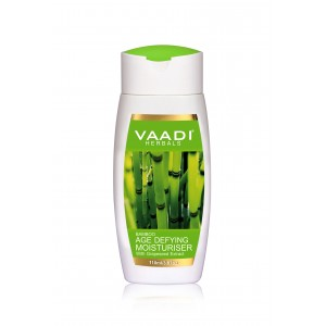 Buy Vaadi Herbals Bamboo Age Defying Moisturiser With Grapeseed Extract - Nykaa