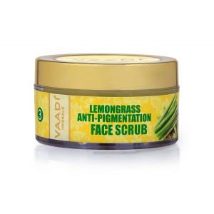 Buy Vaadi Herbals Lemongrass Anti-Pigmentation Face Scrub - Nykaa