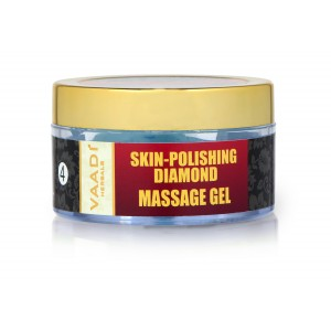 Buy Vaadi Herbal Skin - Polishing Diamond Massage Gel - Nykaa