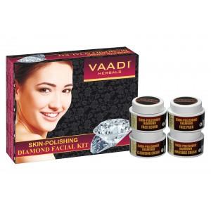 Buy Vaadi Herbal Skin - Polishing Diamond Facial Kit - Nykaa